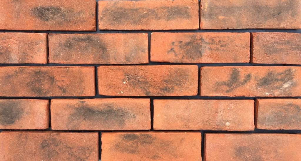 Antique Red Metric Brick (215 x 102.5 x 65mm) (Sample)