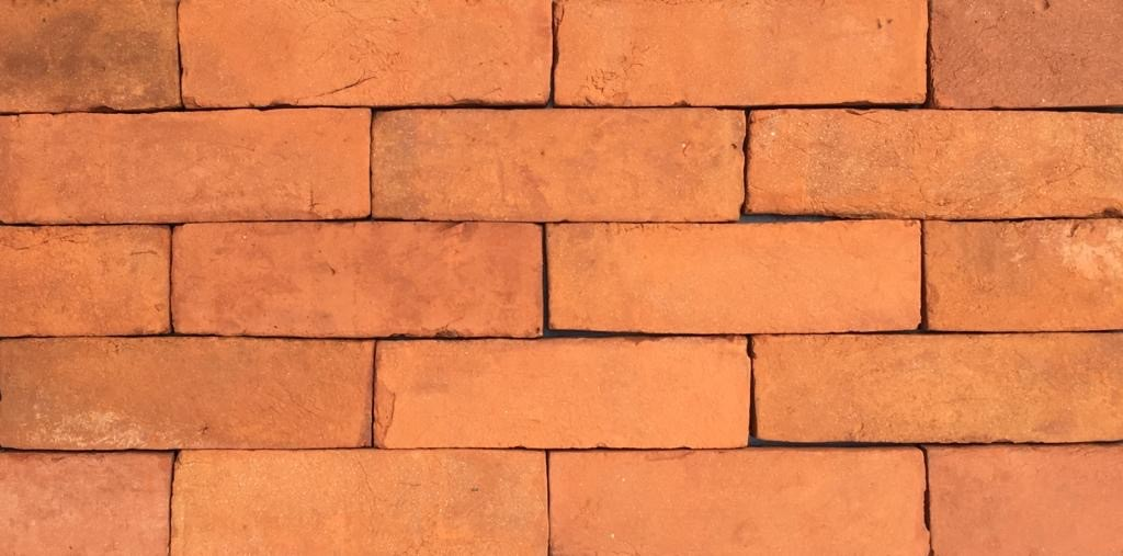 Cottage Orange Metric Brick (215 x102.5 x 65mm) (Sample)
