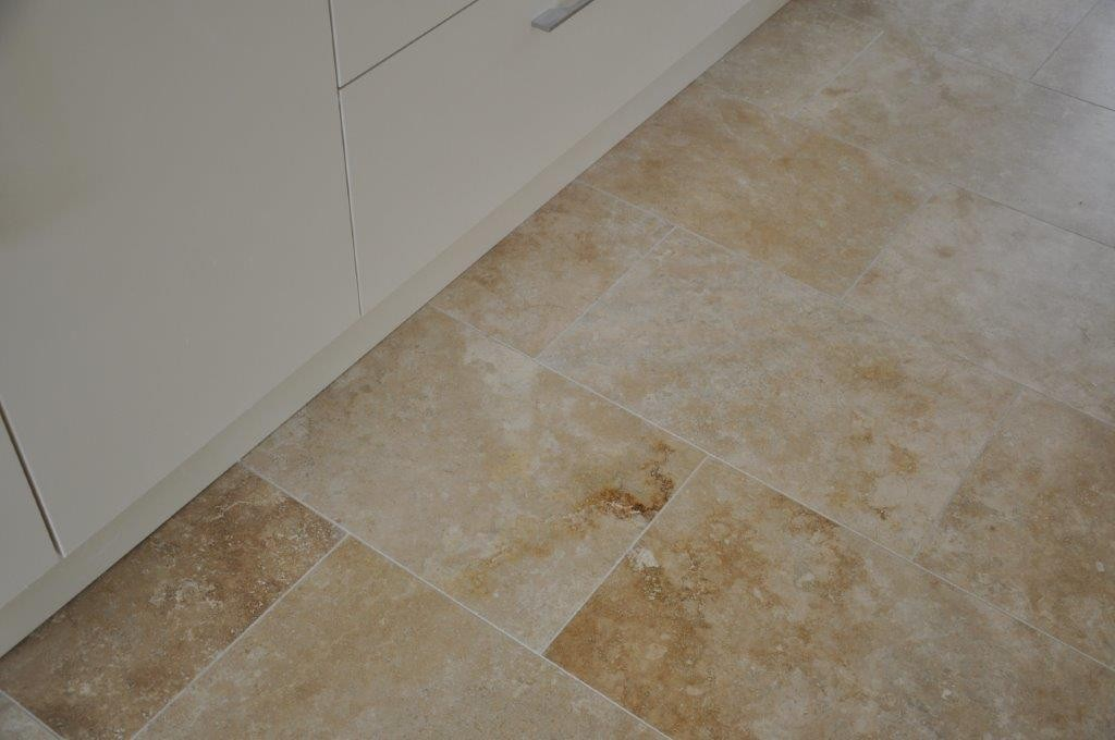 Internal Travertine  60 x 40 Tile 12mm Calibrated