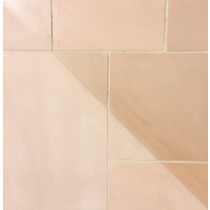 Honed Autumn Brown Indian Sandstone Natural 22mm Calibrated Patio Paving Slabs Pack 18.5m²